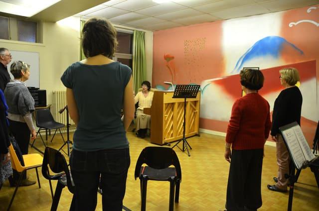 Formation musicale et vocale