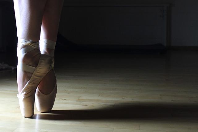 danse classique MJC Héritan
