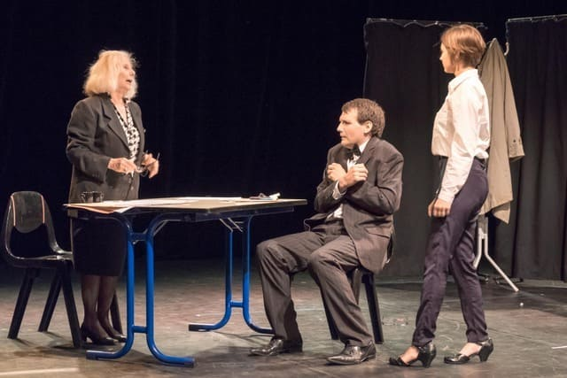 theatre adulte