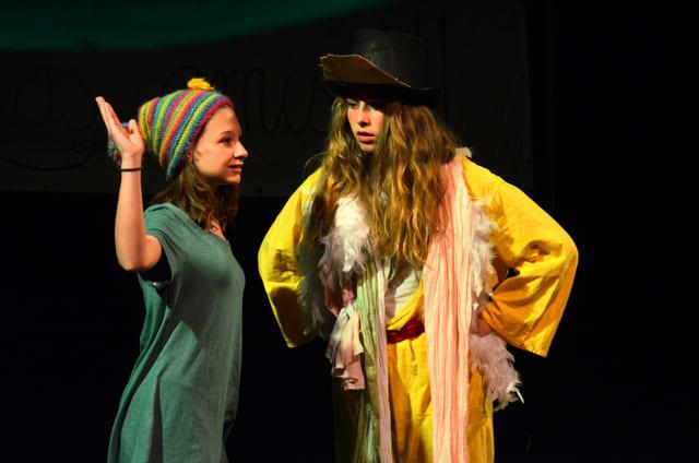 theatre jeune
