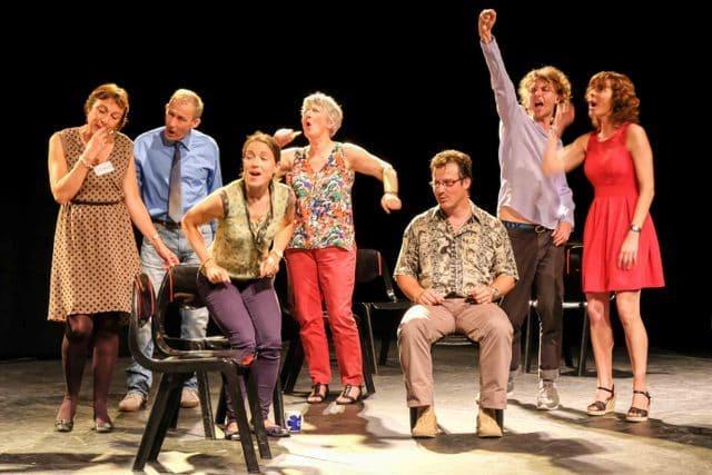 theatre la Scene demenage