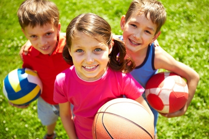 sport enfants