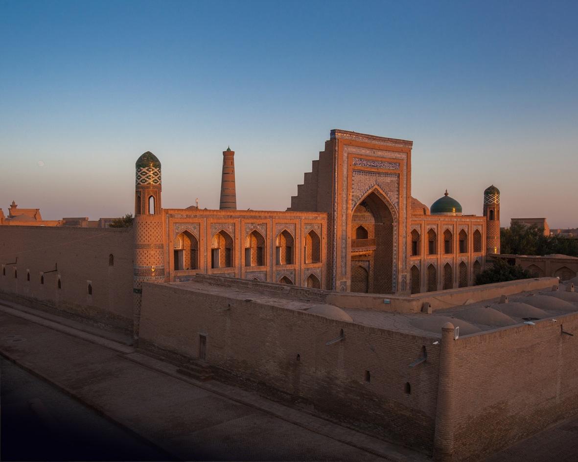 PLANÈTE VOYAGE_Ouzbékistan, la turquoise des steppes
