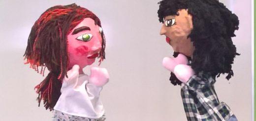 spectacle marionnettes scène de juin