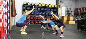 cross training ado