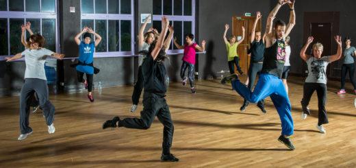 Aéro dance