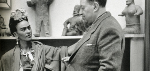 couples d'artistes Frida Kahlo et Diego Rivera