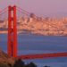 Pont de San Francisco en Californie