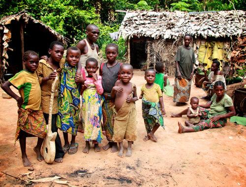 Famille du Congo