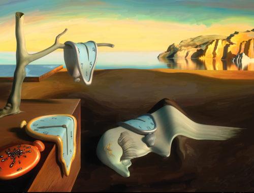 Les Montres molles de Dali
